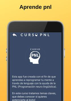 Curso PNL screenshot 3