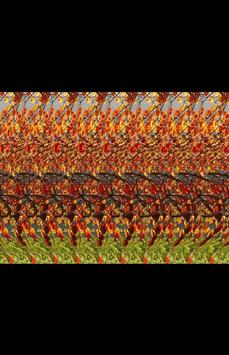 3D Stereograms - Dinosaurs screenshot 1