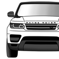 Draw Cars: SUV