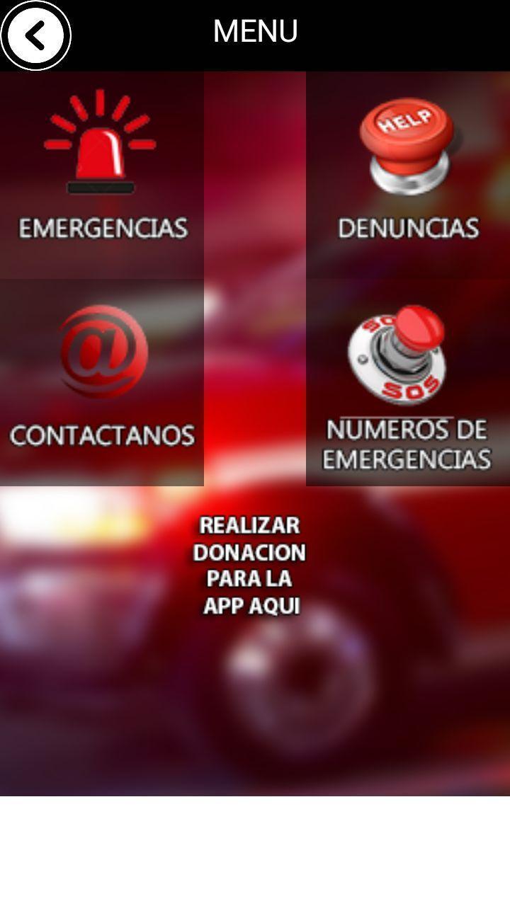 Emergencias Colbun poster