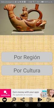 1,000 esculturas prehispánicas Perú poster