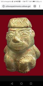 1,000 esculturas prehispánicas Perú screenshot 1