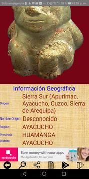1,000 esculturas prehispánicas Perú screenshot 2