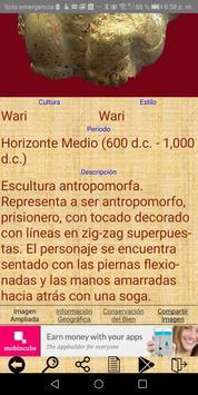 1,000 esculturas prehispánicas Perú screenshot 3