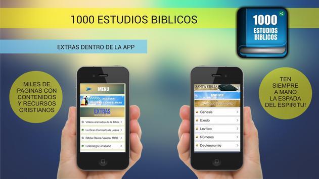 1000 Estudios Biblicos captura de pantalla 7