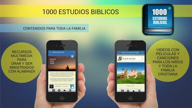 1000 Estudios Biblicos captura de pantalla 9
