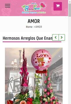 Floristería Regalo Flores screenshot 5