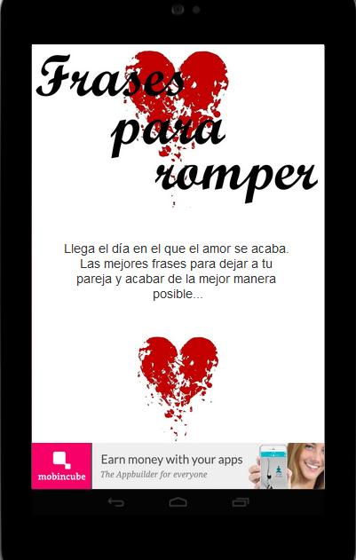 Frases Para Romper For Android Apk Download