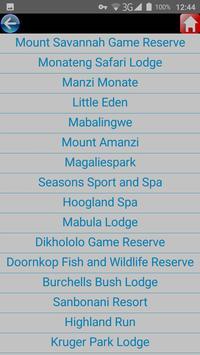Latebooker Holidays SA screenshot 5