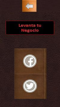Levanta tu Negocio screenshot 11
