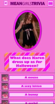 Mean Girls Trivia screenshot 13