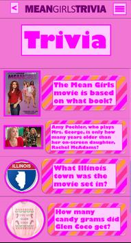 Mean Girls Trivia screenshot 2