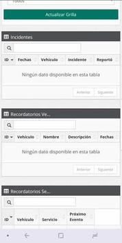 MiFlota screenshot 1