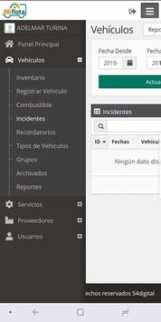 MiFlota screenshot 2