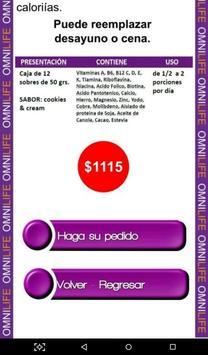OMNILIFE DEMO DE DISTRIBUIDOR screenshot 5