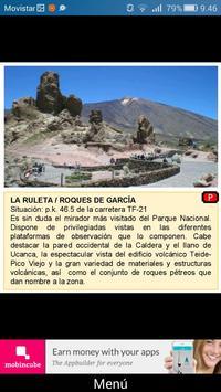 P.N. del Teide screenshot 3