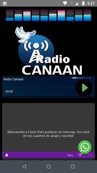 Radio Canaan poster