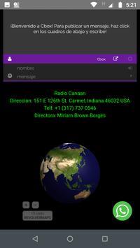 Radio Canaan screenshot 1