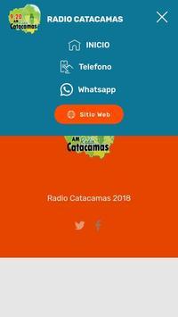 Radio Catacamas poster