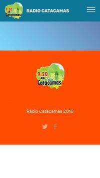 Radio Catacamas screenshot 1