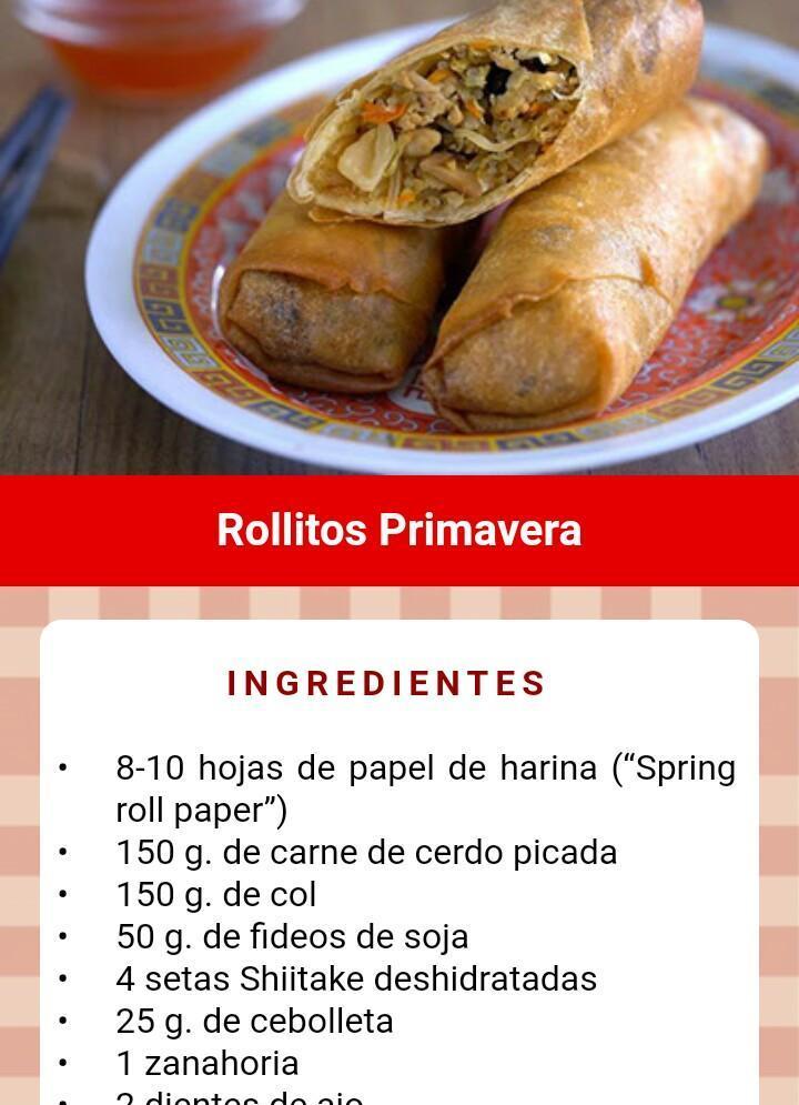 Recetas Cocina China For Android Apk Download