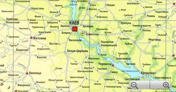 Карта України screenshot 5