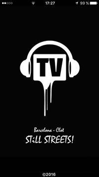 StreetsTV radio poster