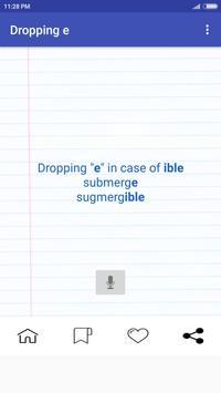 English Spelling Rules screenshot 5