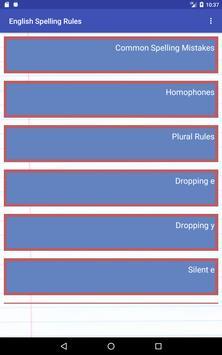 English Spelling Rules screenshot 8