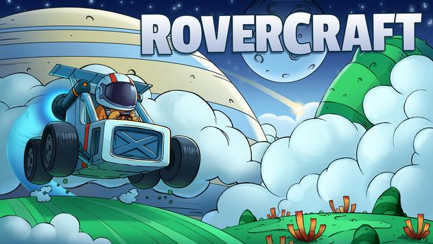 Rovercraft: Race Your Space Car poster
