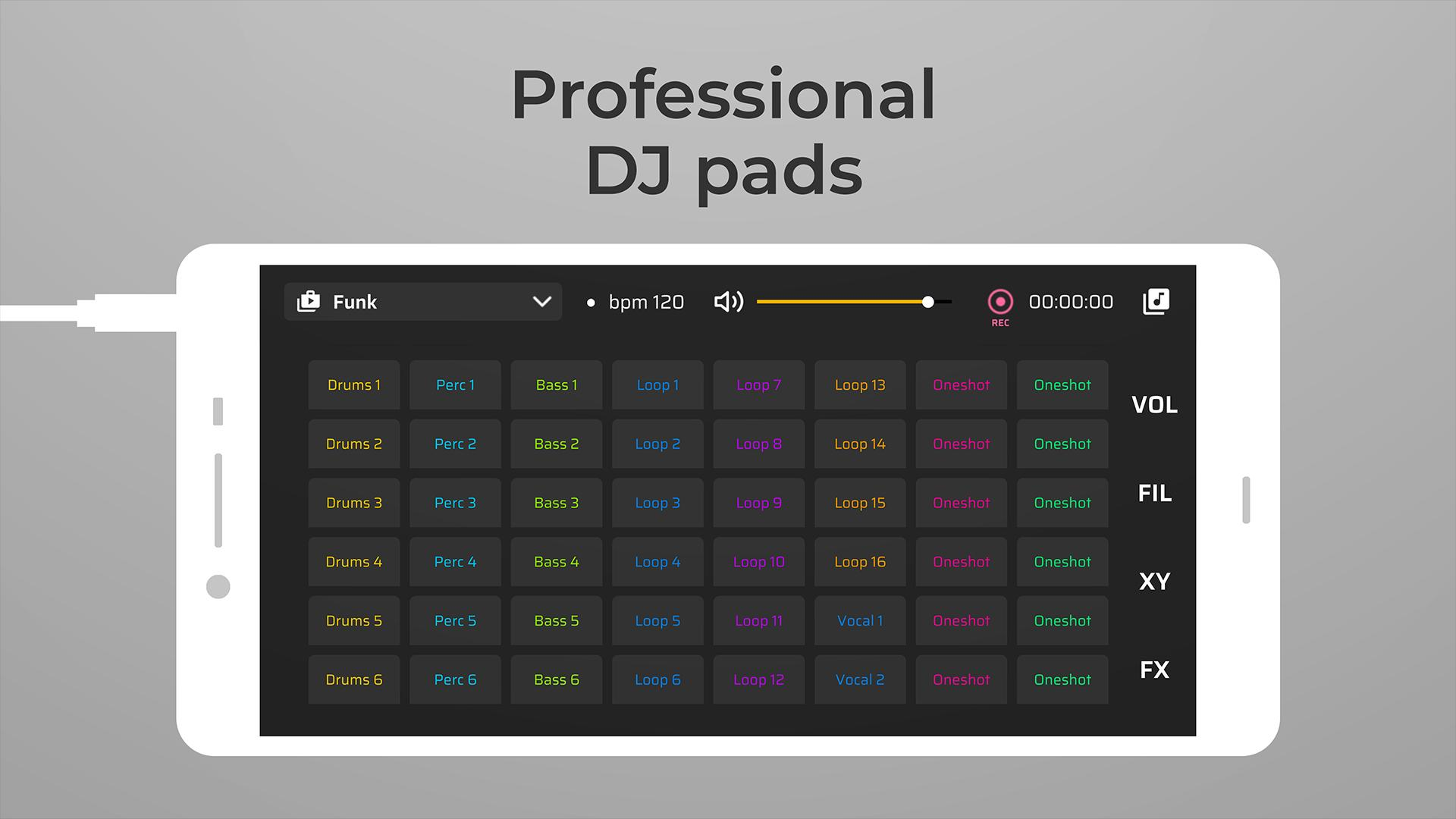 Dj Loop Pads For Android Apk Download