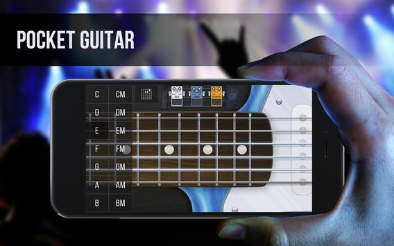 Real guitar - guitar simulator with effects Screenshot 5