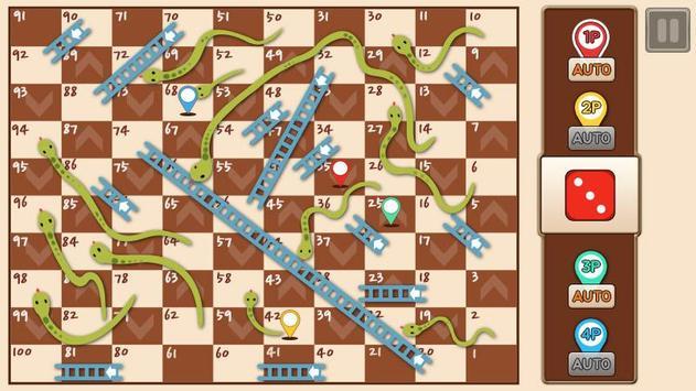 15 Schermata Scale e serpenti Re