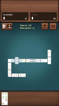 Dominoes Challenge poster