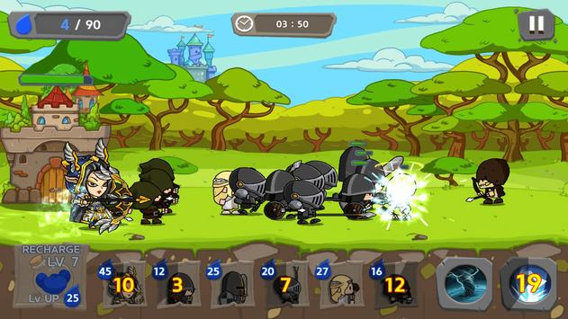 Kerajaan Pertahanan Raja screenshot 16