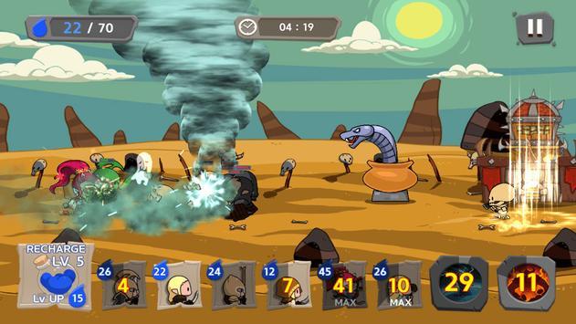 Kerajaan Pertahanan Raja screenshot 18