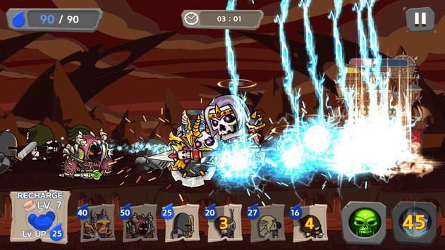 Kerajaan Pertahanan Raja screenshot 1