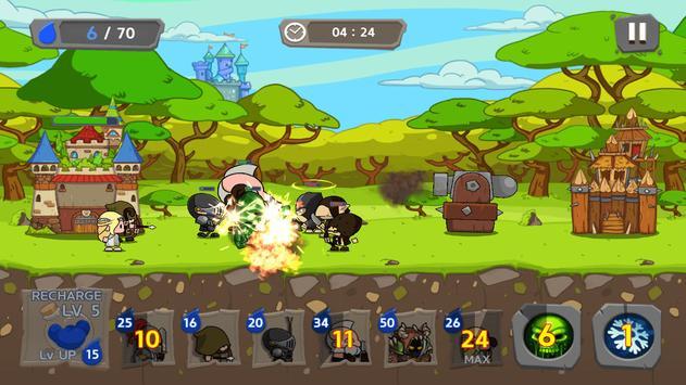 Kerajaan Pertahanan Raja screenshot 23