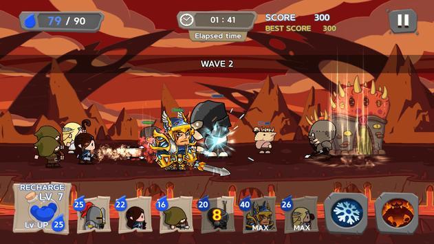 Kerajaan Pertahanan Raja screenshot 3
