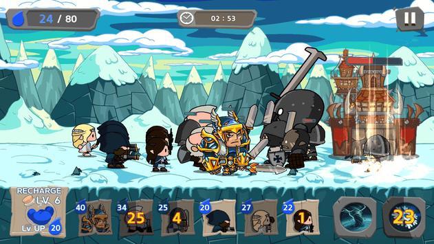 Kerajaan Pertahanan Raja screenshot 5