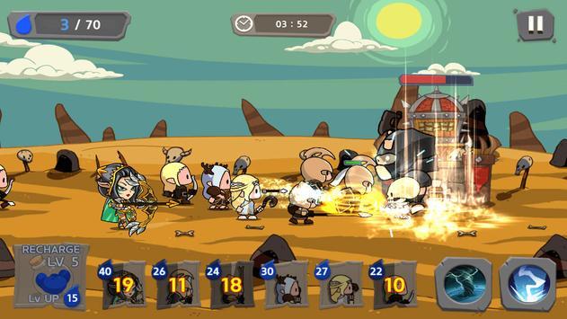 Kerajaan Pertahanan Raja screenshot 6