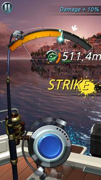 Fishing Hook الملصق