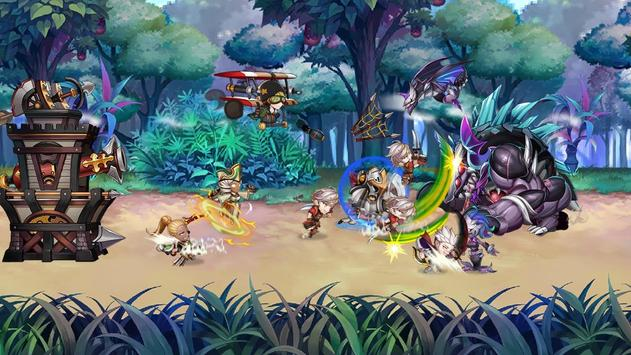 Kingdom Alive - Offense RPG screenshot 5
