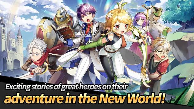 Kingdom Alive - अपराध RPG पोस्टर