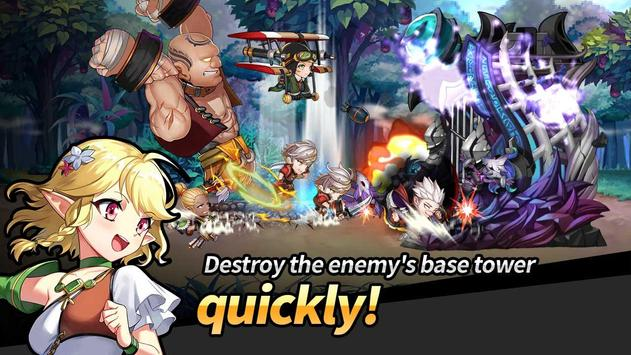 Kingdom Alive - Offense RPG screenshot 13