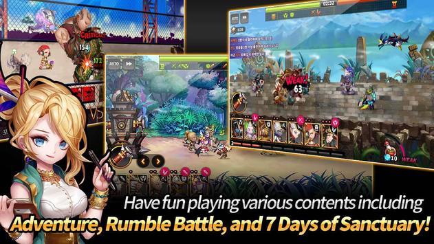 Kingdom Alive - Offense RPG screenshot 10