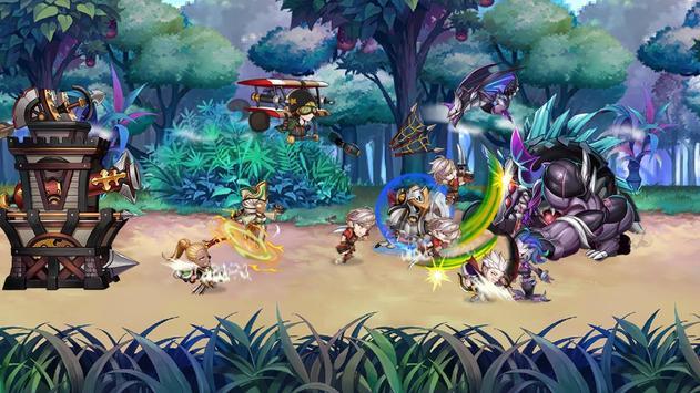 Kingdom Alive - Offense RPG screenshot 11