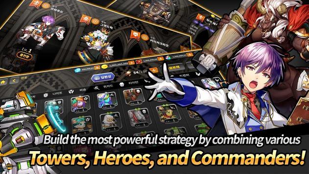 Kingdom Alive - Offense RPG screenshot 14