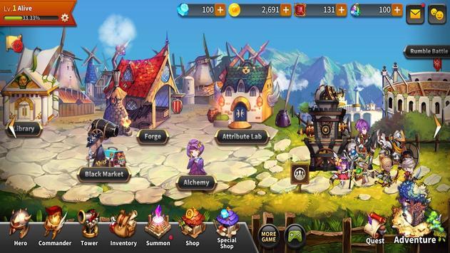 20 Schermata Kingdom Alive