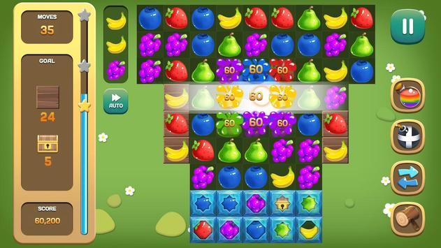 Fruits Match King screenshot 5